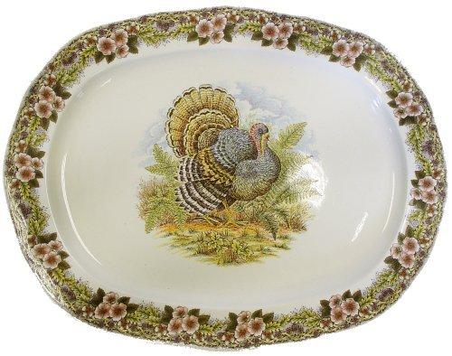 Churchill Thanksgiving Platter - Churchill Thanksgiving Plates Service for 8  sc 1 st  Fresno & Churchill Thanksgiving Platter - Churchill Thanksgiving Plates ...