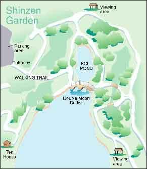 Shinzen Garden Fresno Japanese Garden